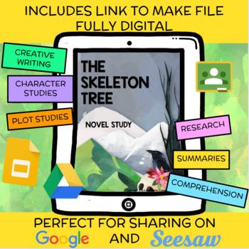 The Skeleton Tree Novel Study
