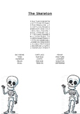 The Skeleton Word Search