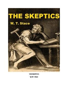 The Skeptics in Greek Philosophy