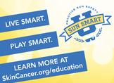 The Skin Cancer Foundation's Sun Smart U for SMART Board