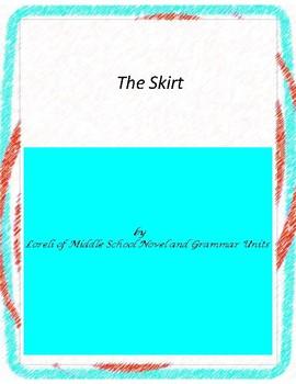 The Skirt Literature and Grammar Unit