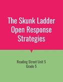 The Skunk Ladder Open Response Strategies (Reading Strateg