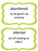 The Skunk Ladder--Supplemental Packet--Reading Street Grade 5