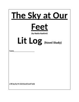 The Sky at Our Feet Lit Log (Novel Study)