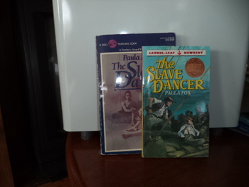 The Slave Dancer     ISBN#0-440-96132-7 (Set of 3)