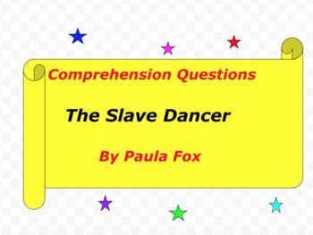 The Slave Dancer by Paula Fox