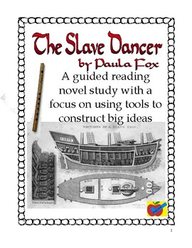The Slave Dancer guided reading plan