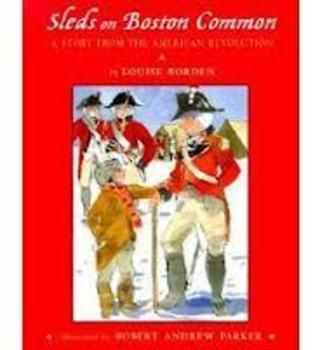 """The Sleds on Boston Common"" Treasures 5th Grade Reading Unit 1, Week 5"