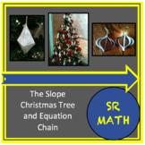 The Slope Christmas Tree & Bonus *Equation Chains*