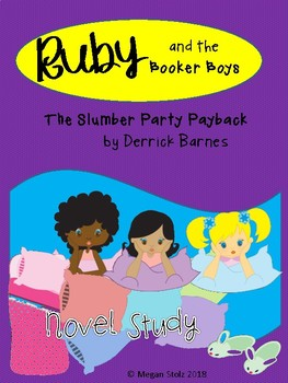 The Slumber Party Payback Novel Study