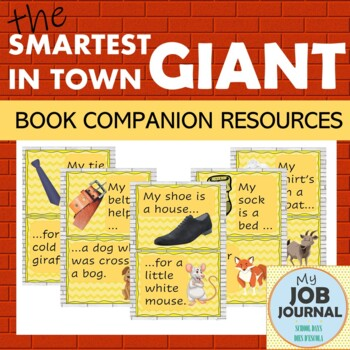 The Smartest GIANT in Town - Matching Cards