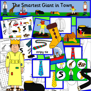 The Smartest Giant in Town book study