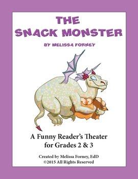 Reader's Theater Grades 2 & 3 Literacy Center