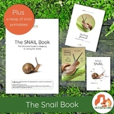 The Snail Book: Ultimate Guide to Snail Care Plus Snail Pr