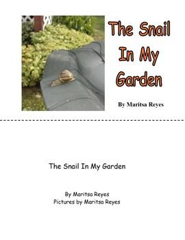 The Snail In My Garden- Book 12