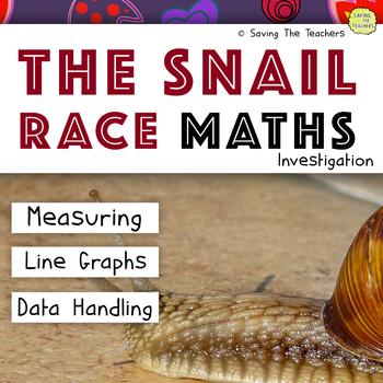The Snail Race Maths Investigation - Data Handling