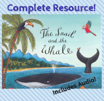 The Snail and The Whale - Complete Resource