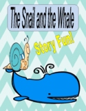 The Snail and the Whale  --  Sequencing, Rhyming Words, and More!