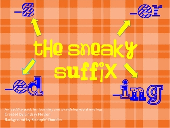 The Sneaky Suffix