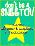 The Sneetches Activities for Teaching Tolerance