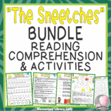 The Sneetches Dr. Seuss Activities BUNDLE Comprehension Study