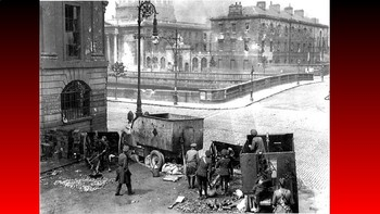 The Sniper Battle of Dublin (Background PowerPoint)