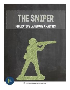 The Sniper: Figurative Language