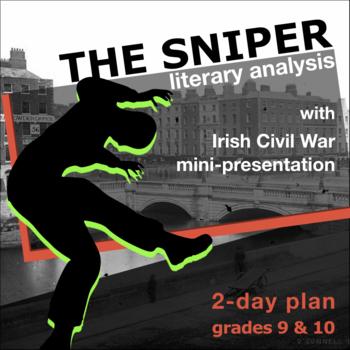 """The Sniper"": Literary Analysis, Presentation, & Creative Thinking Task"