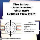 The Sniper Alternate Point of View Story Activity (Liam O'Flaherty)