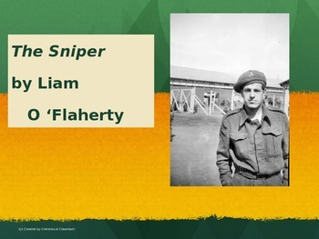 The Sniper by Liam O'Flaherty Short Story Lesson