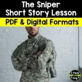 The Sniper Short Story Lesson