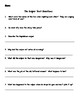 The Sniper by Liam O'Flaherty Comprehension Worksheets, Vocabulary, and Quizzes