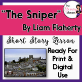 The Sniper by Liam O'Flaherty: Focus on Theme, Irony, Plot