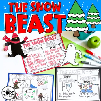 The Snow Beast Read-Aloud Activity