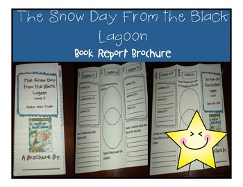 The Snow Day From the Black Lagoon Trifold