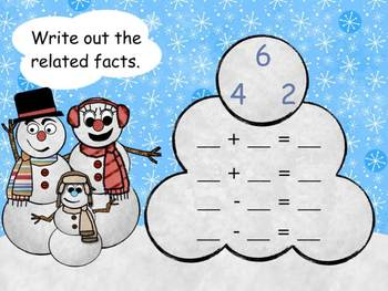 Related Facts (Power Point Lesson)