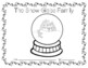 THE SNOW GLOBE FAMILY Activities with Writing Starters