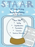 The Snow Globe STAAR Writing Revising and Editing Passage