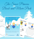 The Snow Princess Book and Movie Pack