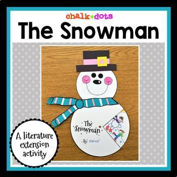 The Snowman - Literature Extension Activity