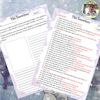 The Snowman Movie Guide + Creativity