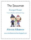 The Snowman - Teacher big book and student emergent reader