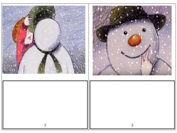The Snowman Wordless Book (Raymond Briggs)