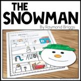 The Snowman by Raymond Briggs Book Companion