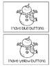 The Snowman's Buttons - Winter Reader