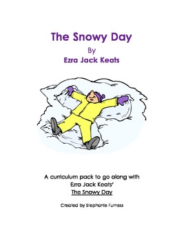 The Snowy Day Curriculum Pack