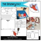 The Snowy Day    Book Study    Craftivity