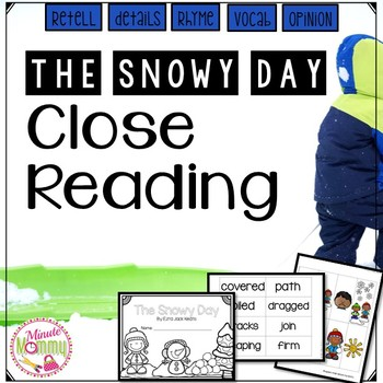 The Snowy Day: A Close Read