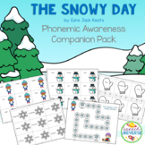 The Snowy Day: A Phonological Awareness Companion Pack