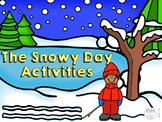 The Snowy Day Retell Activities